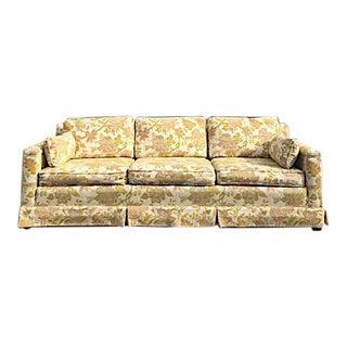Mid Century Henredon Style Sofa For Sale