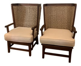 Image of British Colonial Seating
