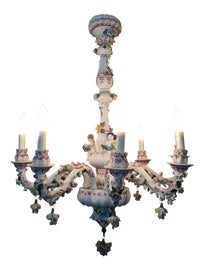 Image of Light Pink Chandeliers