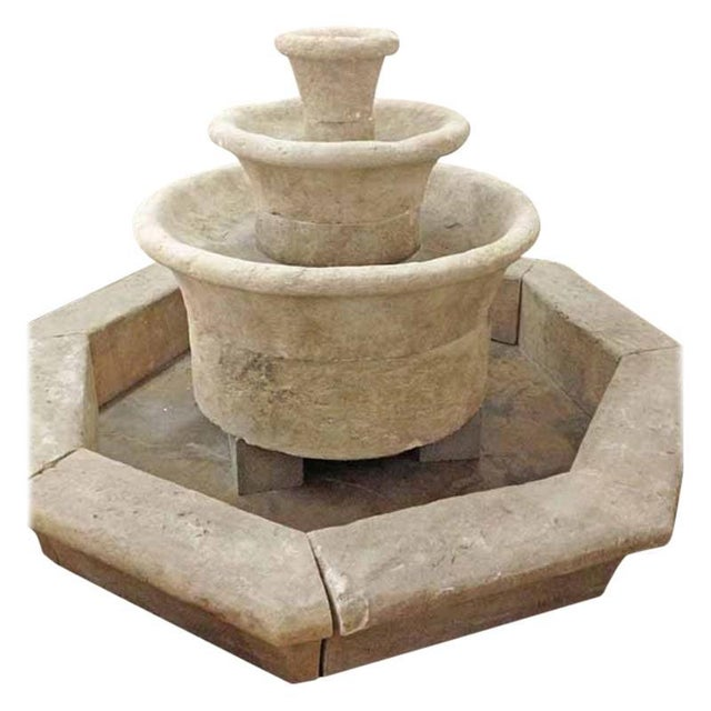 Early 21st Century Cascade Ronde with Octagonal Base Surround For Sale - Image 5 of 5
