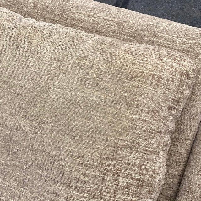 RJones Lounge Chair & Ottoman For Sale - Image 9 of 13