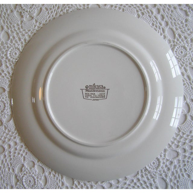 Mikasa 1960s Mikasa Mediterrania Serving Platter For Sale - Image 4 of 6