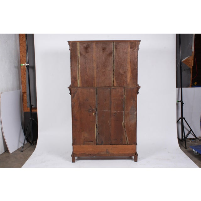 19th-Century Black Forest German Cabinet - Image 10 of 11