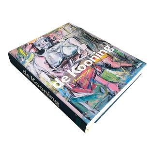 Willem De Kooning: A Retrospective MoMA Exhibition Book For Sale