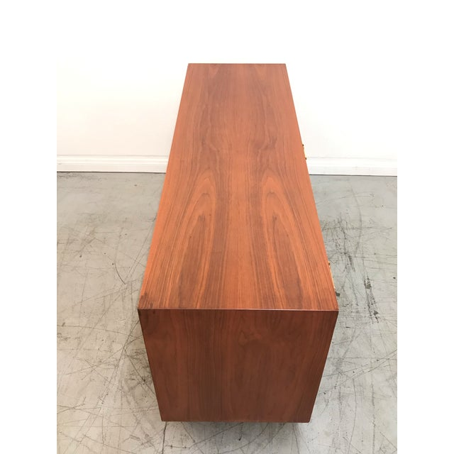 1970s Mid Century ModernAmerican of Martinsville Credenza For Sale - Image 9 of 12