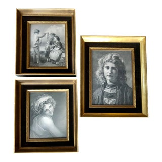 Antique French Prints For Sale