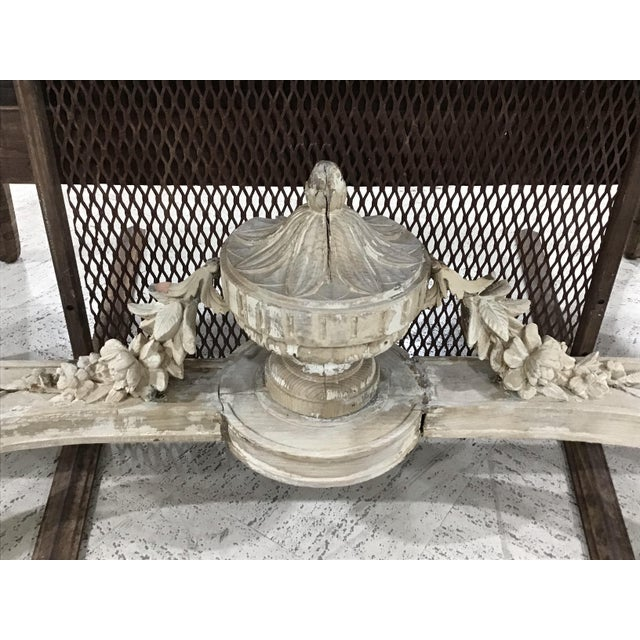 19th Century 19th Century Louis XVI Style Console Table For Sale - Image 5 of 12