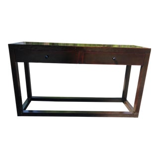 Bernhardt Brunello Console Table For Sale