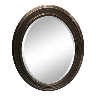 Oval Wall Mirror For Sale