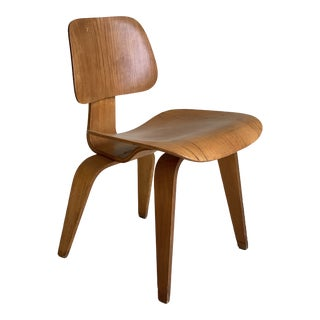 Mid Century d.c.w. Eames Chair for Herman Miller For Sale