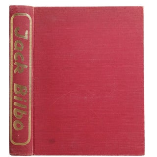 "1948 ""Jack Bilbo an Autobiography"" Coffee Table Book For Sale"