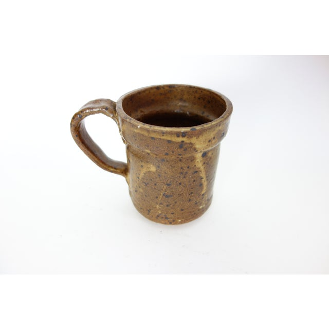 Mid-Century Ceramic Mug For Sale In Seattle - Image 6 of 10