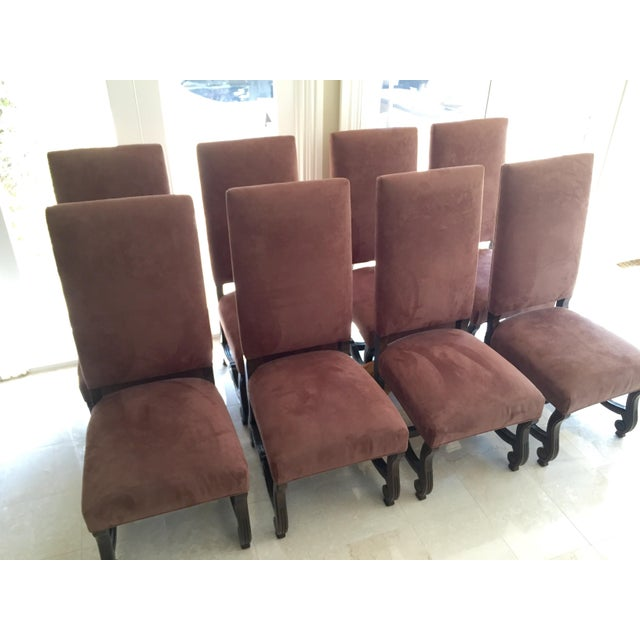 Dining Chairs - Set of 8 - Image 6 of 7