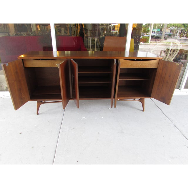Midcentury Modern American Credenza - Image 3 of 5
