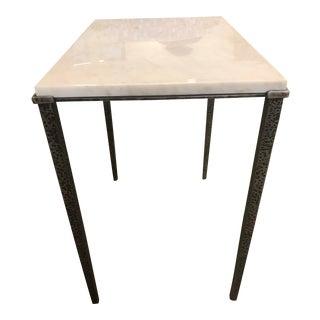 Contemporary Sarreid Ltd Banswara Side Table For Sale