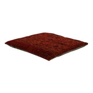 Designer Rug Floor Pillow For Sale