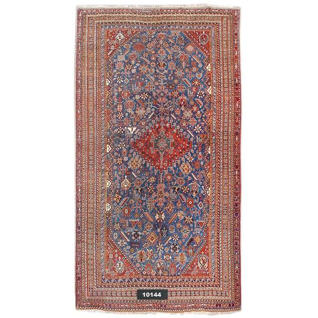 Qashqai Tribal Carpet For Sale