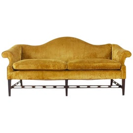 Image of Chippendale Settees