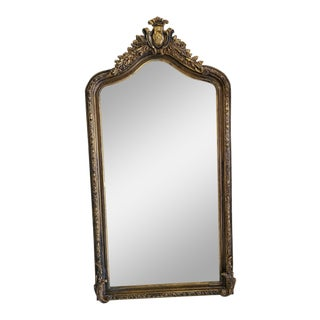 Antique French Style Gilt Wood Frame For Sale