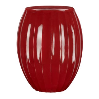 Selamat Designs Gemma Red Lacquer Spot Table