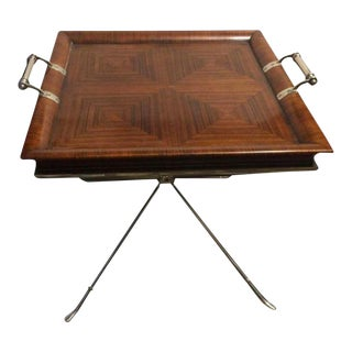 Theodore Alexander Tray Table For Sale