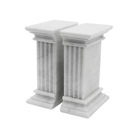 Image of Marble Bookends
