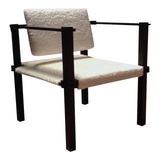 Modern White Annie Chair For Sale