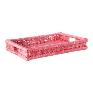 Rectangular Tray Peony For Sale