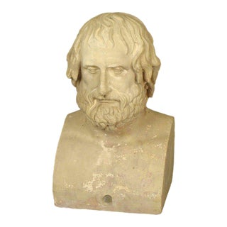 Composition Bust of Euripides
