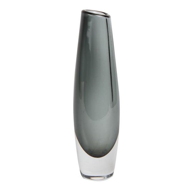 Orrefors of Sweden Crystal Vase - Image 1 of 4