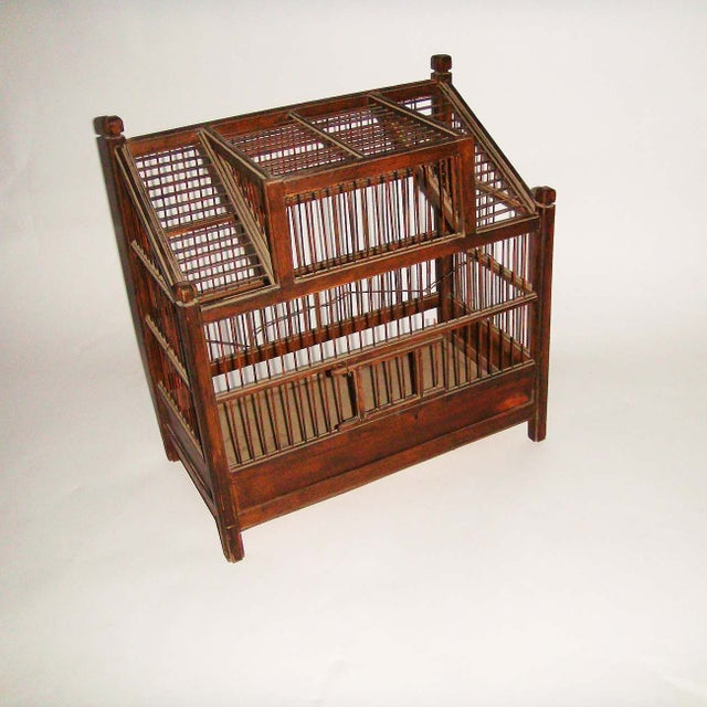 19th Century Belgian Bird Cage - Image 2 of 5