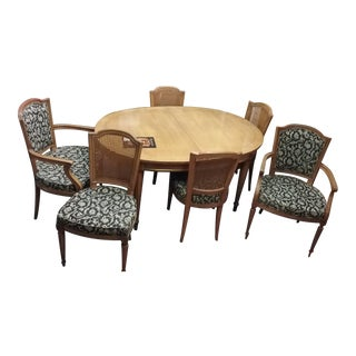 Mid-Century Modern Karges Dining Set - 7 Pieces For Sale
