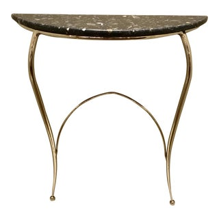 Contemporary Global Views Diminutive Console