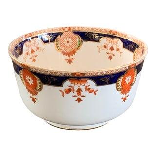 Antique Royal Albert Imari Bowl For Sale