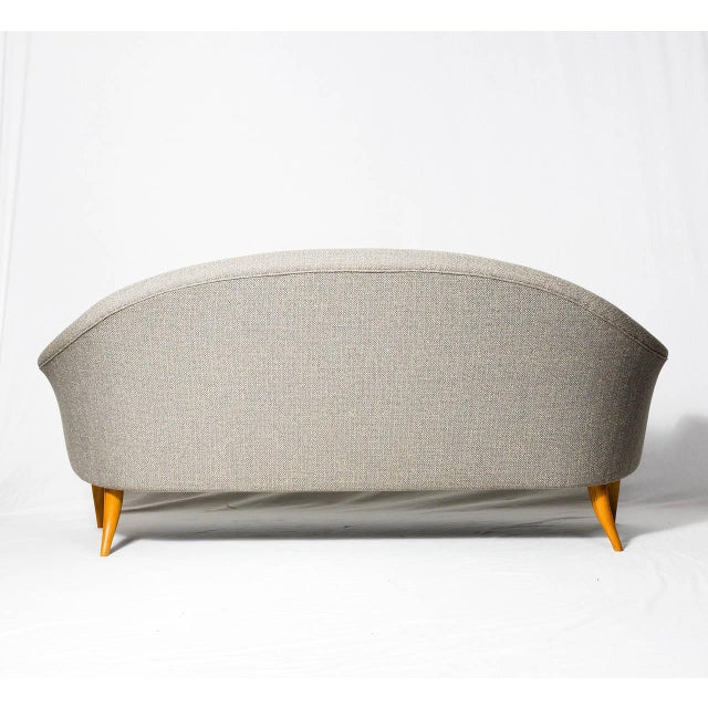 """1950s Kerstin Hörlin-Holmquist """"Paradise"""" Sofa For Sale - Image 5 of 7"""