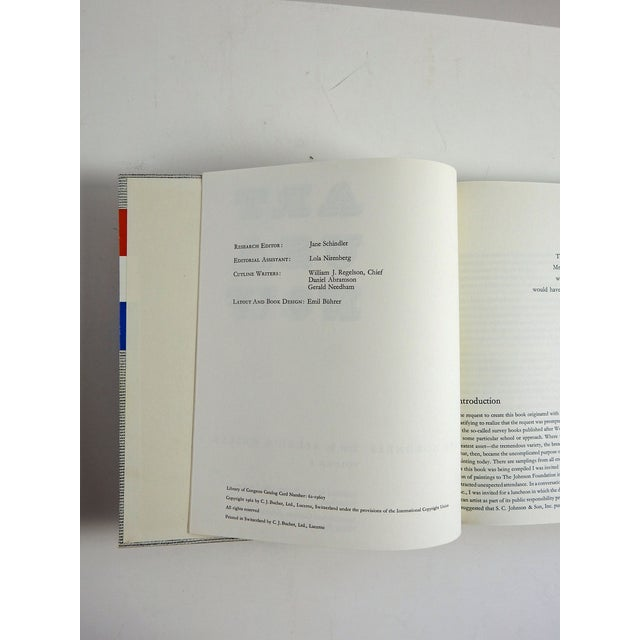 """""""Art Usa Now"""", 1962 - A Pair For Sale - Image 7 of 11"""
