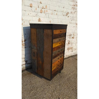 Industrial Hand-Made Machinist Cabinet Preview