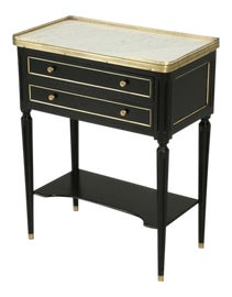 Image of Marble Nightstands
