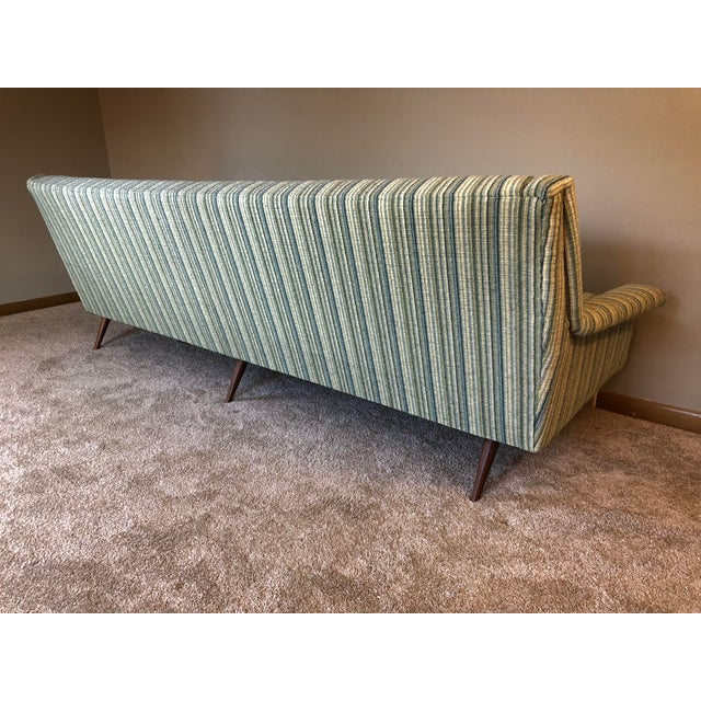 Danish Modern Style Sofa For Sale - Image 4 of 6