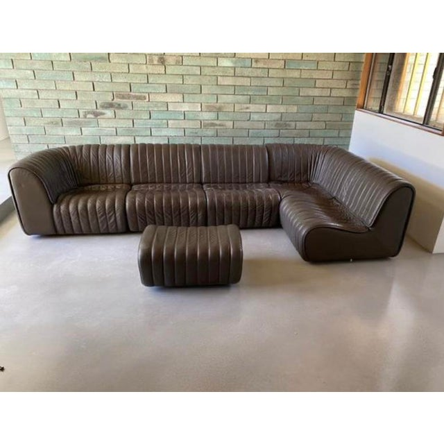 De Sede Ds-22 Modular Sectional For Sale - Image 10 of 10
