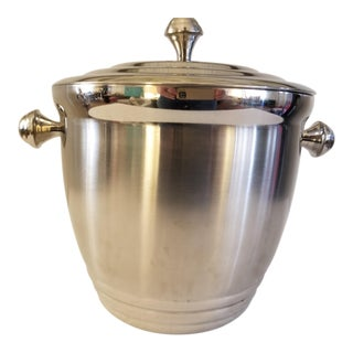 Lenox Tuscany Classics Stainless Steel Ice Bucket For Sale
