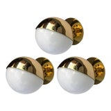 Image of Vilhelm Lauritzen Radiohaus Wall Lights - Set of 3 For Sale
