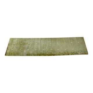 Nu Loom Urbanized Green Area Rug - 2′11″ × 11′4″ For Sale