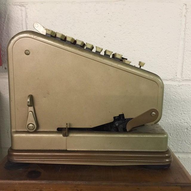 Vintage Paymaster 700 Check Writer - Image 8 of 9