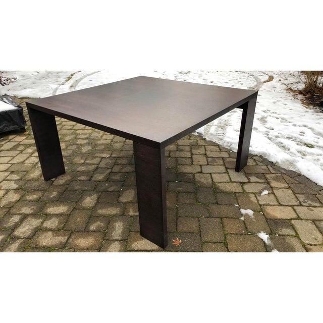 Mid-Century Modern Mid-Century Modern B&b Italia Maxalto 'Apta' Dining Table For Sale - Image 3 of 13