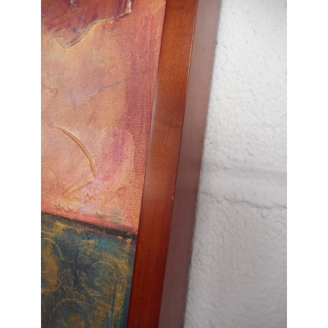 J. Stevens Contemporary Abstract Painting For Sale In New York - Image 6 of 7