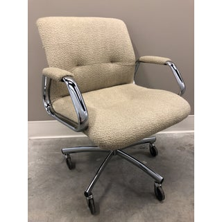 1970's Vintage Panton Era Steelcase Office Chair Preview