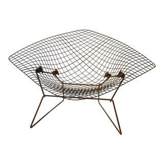 1960s Knoll Bertoia Wide Diamond Chair For Sale