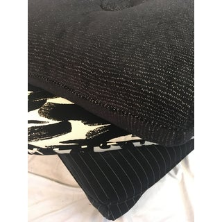 Contemporary Three Pillow Stool Preview
