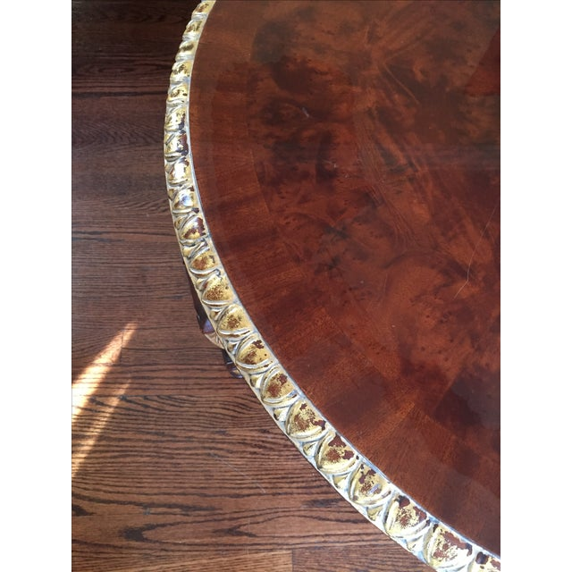 Louis XVI Reproduction Coffee Table - Image 5 of 6